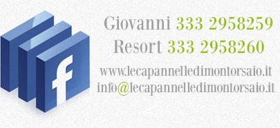 Facebook - Giovanni e Michela contatti